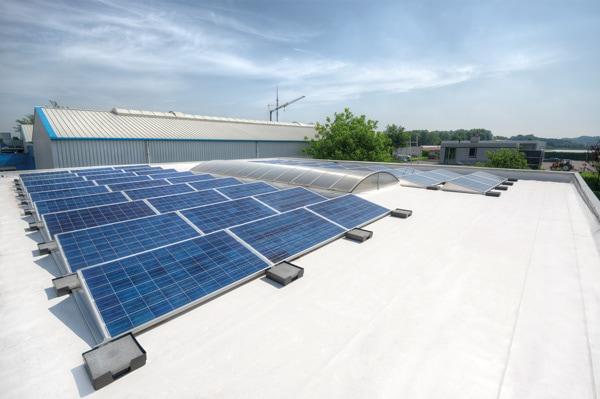 Zonnepanelen aanschaffen en subsidie ontvangen in 2016.