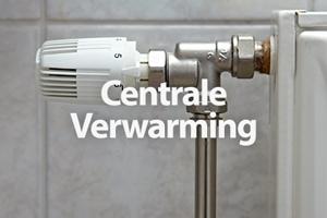 warmtepomp centrale-verwarming