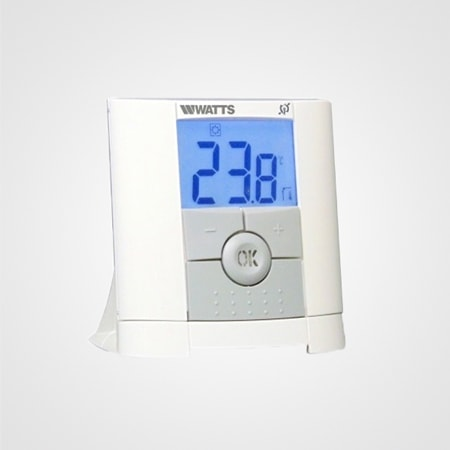 Watts digitale thermostaat