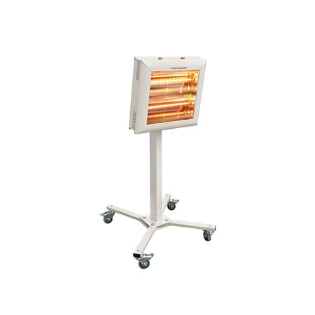 Mobiele infrarood heaters