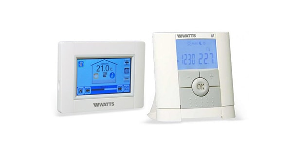 WATTS thermostaten
