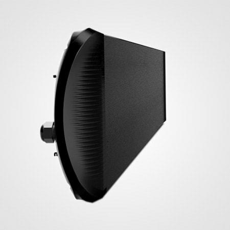 Moel 4500 zwart zonder dimmer