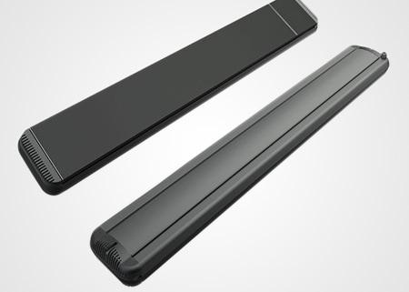 Moel 1500 zwart met dimmer