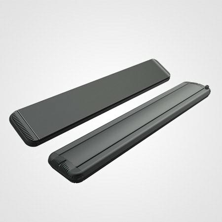 Moel 1500 zwart zonder dimmer