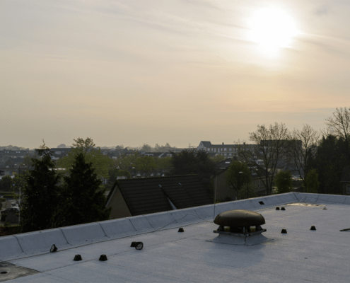 Clean air white