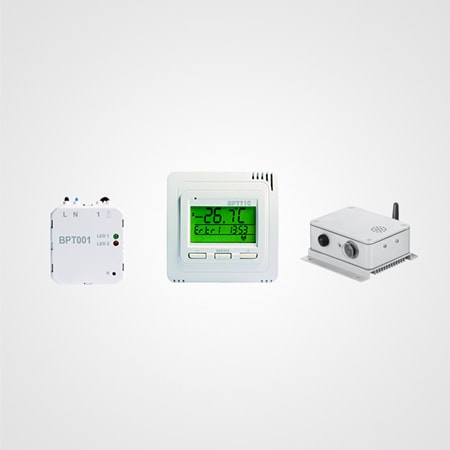 Infraroodverwarming toebehoren